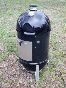 Seasoning Ole Smokey